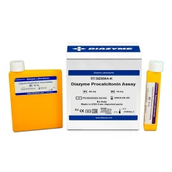 The new procalcitonin assay from Beckman Coulter Diagnostics and Diazyme...