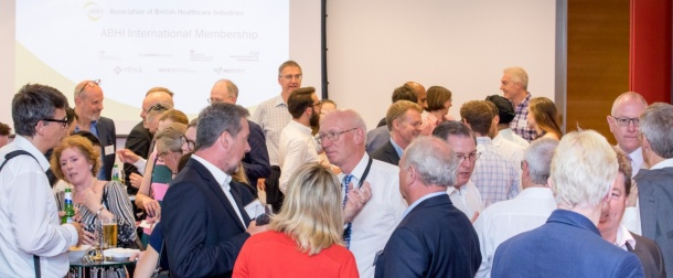 Photo: UK's MedTech industry forges closer international trading relationships