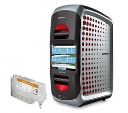 Das ARIES Norovirus Assay.