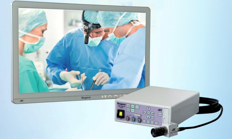Launching: The 27-inch medical trade 4K monitor