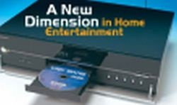 Photo: A New Dimension in Home Entertainment