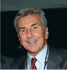 Professor Roberto Ferrari, this year's Congress President