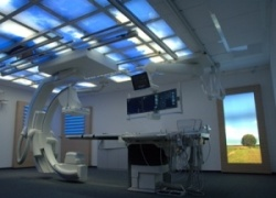 Photo: Light and color: Healthcare Lighting presented by Siemens