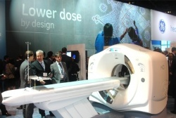 Photo: Latest advancements in Radiology from GE