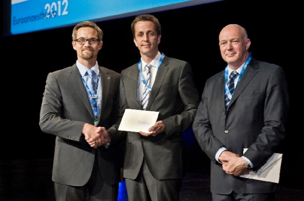 Photo: ESA Dräger Prize 2012 verliehen