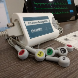 mobile 12 lead ecg device