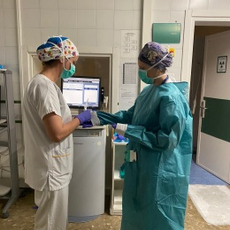 Photo: Equipment hygiene: taking back center stage during the COVID-19 pandemic