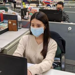 Taiwan has one of the lowest COVID-19 infection rates - these employees at the...