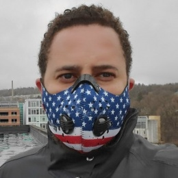 Protected? Yes. Patriotic? Yes! Svante Myrick, mayor of the city of Ithaca, NY,...