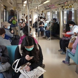 Ensuring the transport of people, but not the virus: Public transportation in...