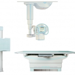 The RADspeed Pro EDGE general radiography system offers high-performance...