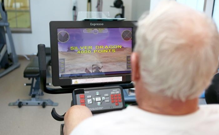 Chasing dragons and improving your memory at the same time? Exergaming might...
