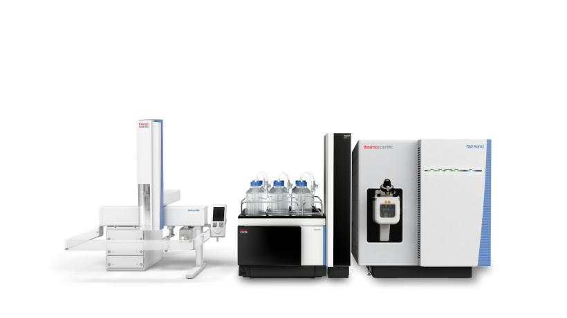 The TriPlus RSH AutoSampler and Liquid Handling System with Robotic Tool Change.