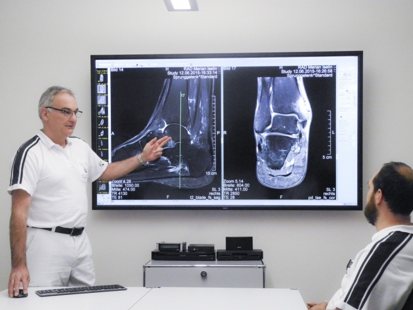 The Merian Iselin Hopsital for Orthopedics and Surgery has a reputation for...