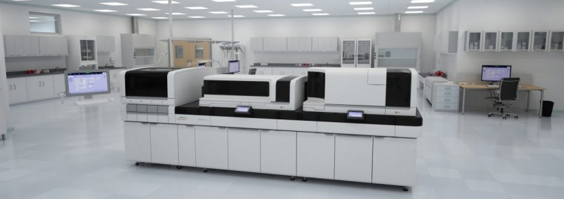 Siemens Healthineers Atellica laboratory automation system