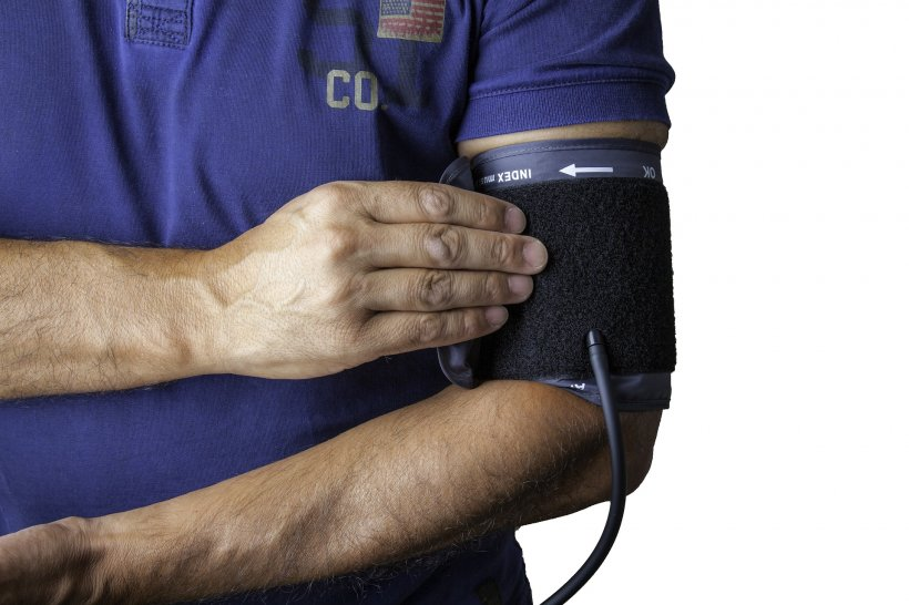 Remote blood pressure monitoring via app shows promise