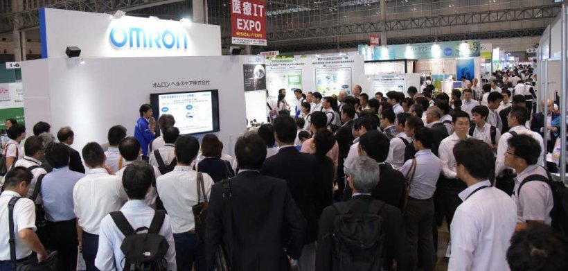 Medical Japan Tokyo: back on a larger scale