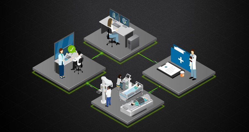 Federated learning brings AI with privacy to hospitals