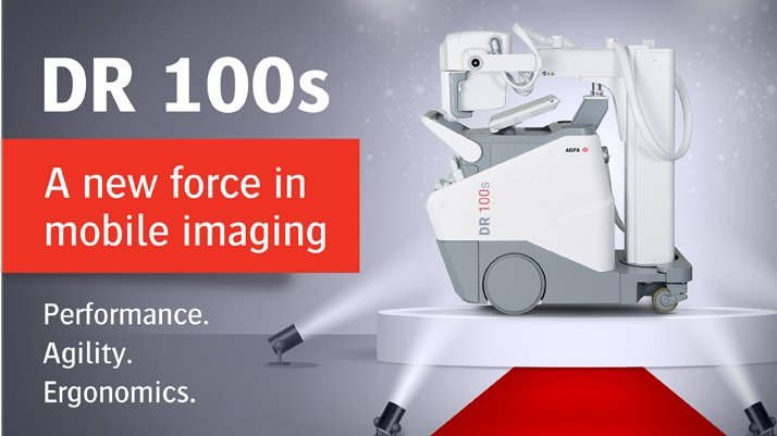Agfa launches a new force in mobile DR