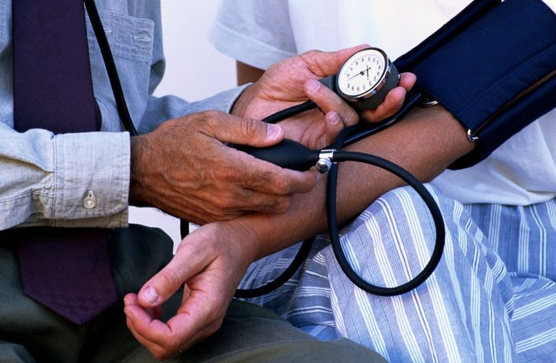 High blood pressure increases COVID-19 death risk