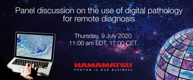 Panel Discussion on the use of digital pathology for remote diagnosis