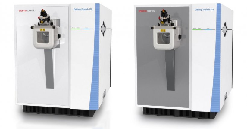 New on the market: Thermo Scientific Orbitrap Exploris 120 and 240 mass...