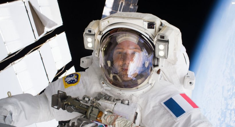 French aerospace engineer, pilot and European Space Agency astronaut Thomas...