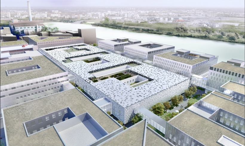 A hospital designed to fit 21st century medicine