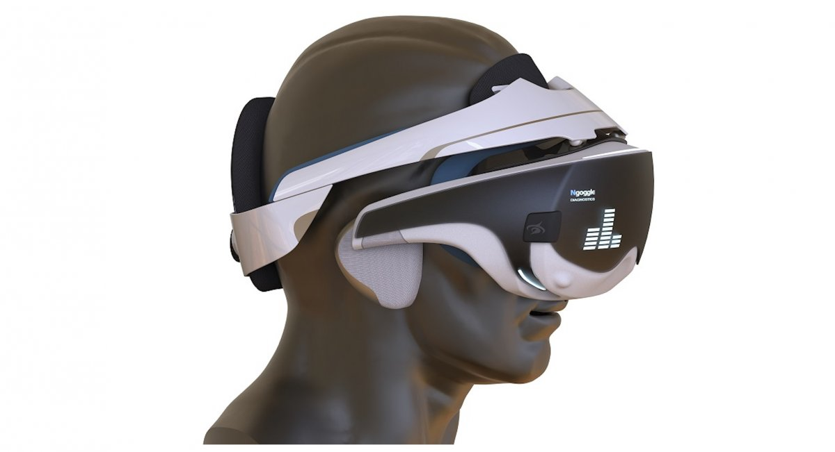 6df67929b50c NGoggle consists of head-mounted virtual reality goggles that use light to  stimulate targeted areas in patient s visual field. The screen is  integrated with ...