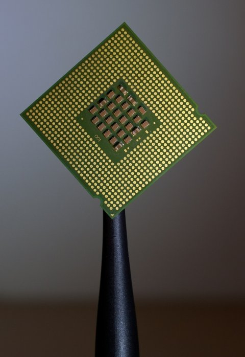 computer micro chip