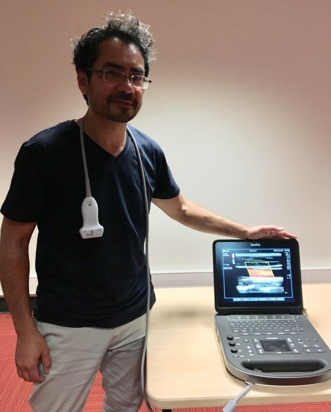 Point-of-care ultrasound – a valuable tool for nephrology