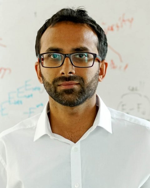 portrait of ravi gupta