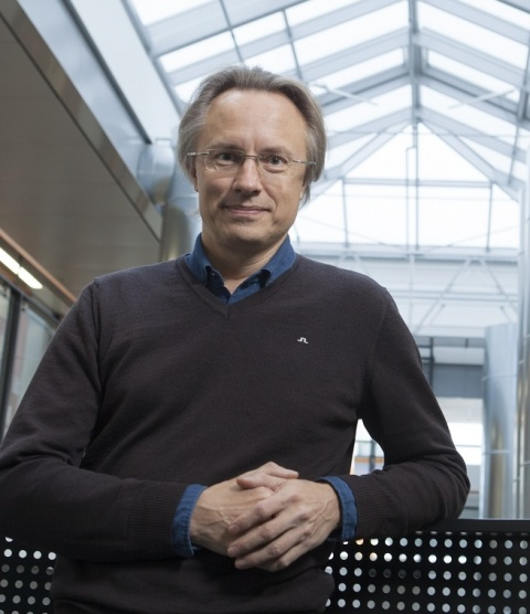 photo of Professor Johan Lundin