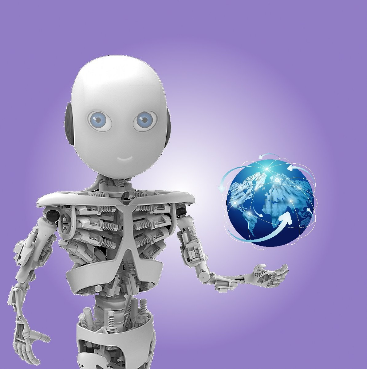 Roboter In Der Zukunft